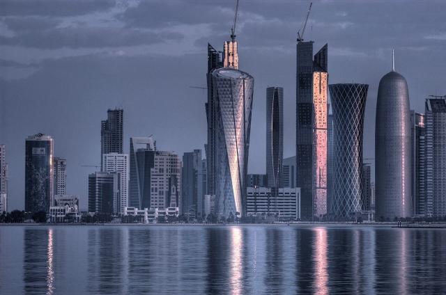 Doha skyline, Qatar (qatarnews.com)