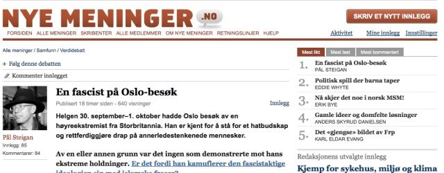 nye meninger 08.10.13