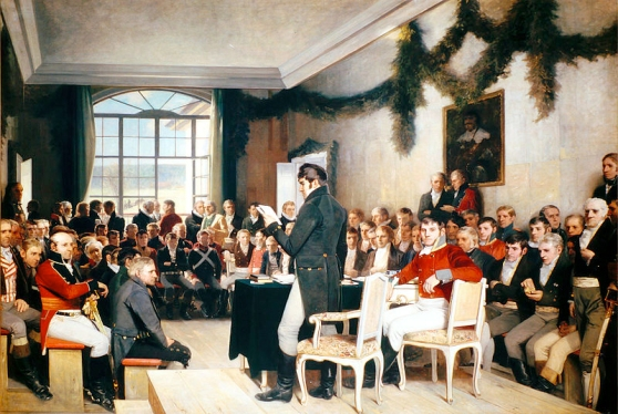 Riksforsamlingen på Eidsvoll 1814
